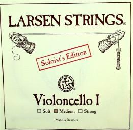 Cello Saite Larsen A Soloist