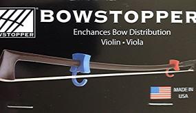 Bogenstopper für Violine/Viola