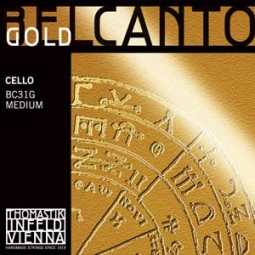 D-Saite Cello Belcanto Gold