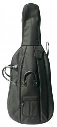 Cellohülle, 10 mm Polsterung, schwarz