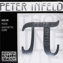 E-Saite Violine Thomastik Peter Infeld, gold