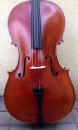 Violoncello, Jay Haide, 4/4 antik, europäisches Klangholz