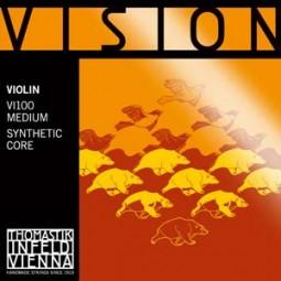 G-Saite Violine Vision, Silber