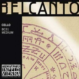 D-Saite Cello Belcanto