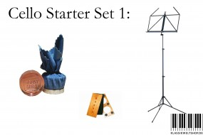 Cello Starter Set 1