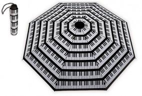 Taschenschirm Tastatur KLAVIER