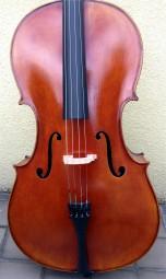 Violoncello, Jay Haide, 4/4 antik, asiatisches Klangholz