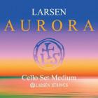 LARSEN CELLO-SAITEN AURORA - Satz 4/4