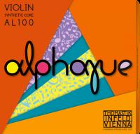 Thomastik Thomastik Saiten Satz für Violine ALPHAYUE Nylonkern