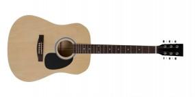 GEWApure Westerngitarre Akustikgitarre Cataluna Acoustic
