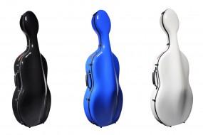 Musilia Hybrid-Karbon Cellokasten, S1, ca. 3,7 kg