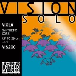 D-Saite Vision Solo Viola Wolfram