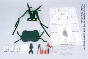 Fiedler Tragesystem Montageset (mit Hüftgurt und Notentasche)
